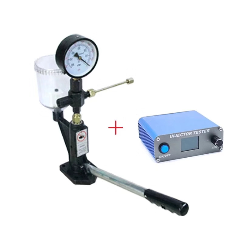 CR Injector Measuring Tools Pressure Tester Diesel Injector Oil Pressure Equipment For Bosch Denso Delphi Pizeo Series