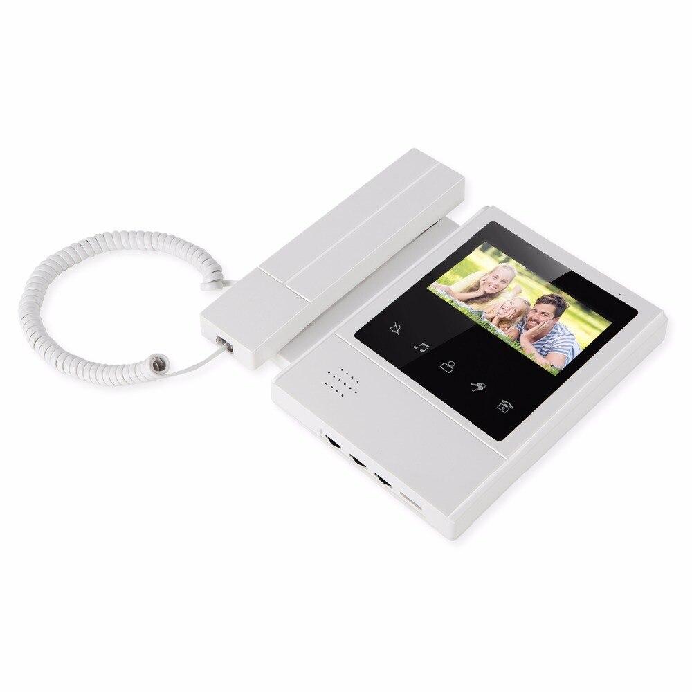 4.3 Inch Two Way Intercom Video Door Phone XSL-168-530