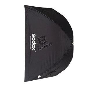 Image 4 - Прямоугольный Зонт Godox 50x70 см 19,7 дюйма x 27,6 дюйма, отражатель Brolly для строба студия, вспышка, вспышка для фотографии