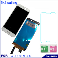 5pcs Lot 100 Tested Working High Quality LCD Display Touch Screen Digitizer Replacement For Xiaomi Mi5C