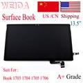 Reemplazo de pantalla LCD WEIDA para 13,5