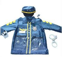Police Officer Patrol Cop Children Child Halloween Costume Kid Fancy Party Outfit Boy Birthday Gift
