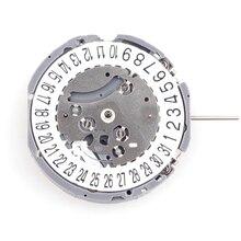 Orijinal izle hareketi için onarım parçaları VK64 VK64A kuvars hareketi tarihi 6 oclock değiştirme aksesuarları