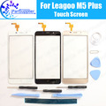 Leagoo M5 Plus Touch Screen Digitizer 100% Guarantee Original Digitizer Glass Panel Touch Replacement For Leagoo M5 Plus + Tools