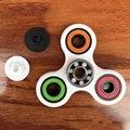 Tri-Spinner Fidgets Juguete Plástico Fidget Spinner Autismo TDAH Divertidos Juguetes Estrés