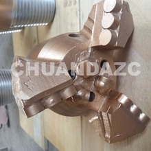 124mm PDC drag bit