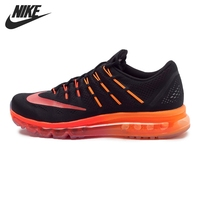 Original New Arrival 2016 NIKE AIR MAX Men S Breathable Colorful Running Shoes Sneakers Free Shipping