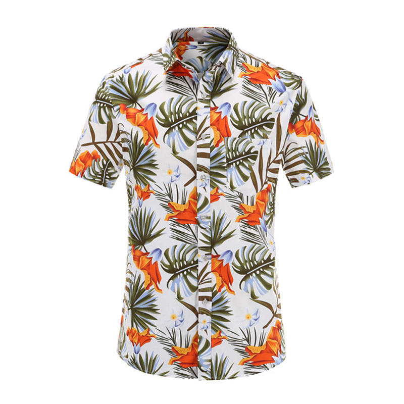 Men-Shirt-Summer-Style-Palm-Tree-Print-Beach-Hawaiian-Shirt-Men-Casual-Short-Sleeve-Floral-Hawaii