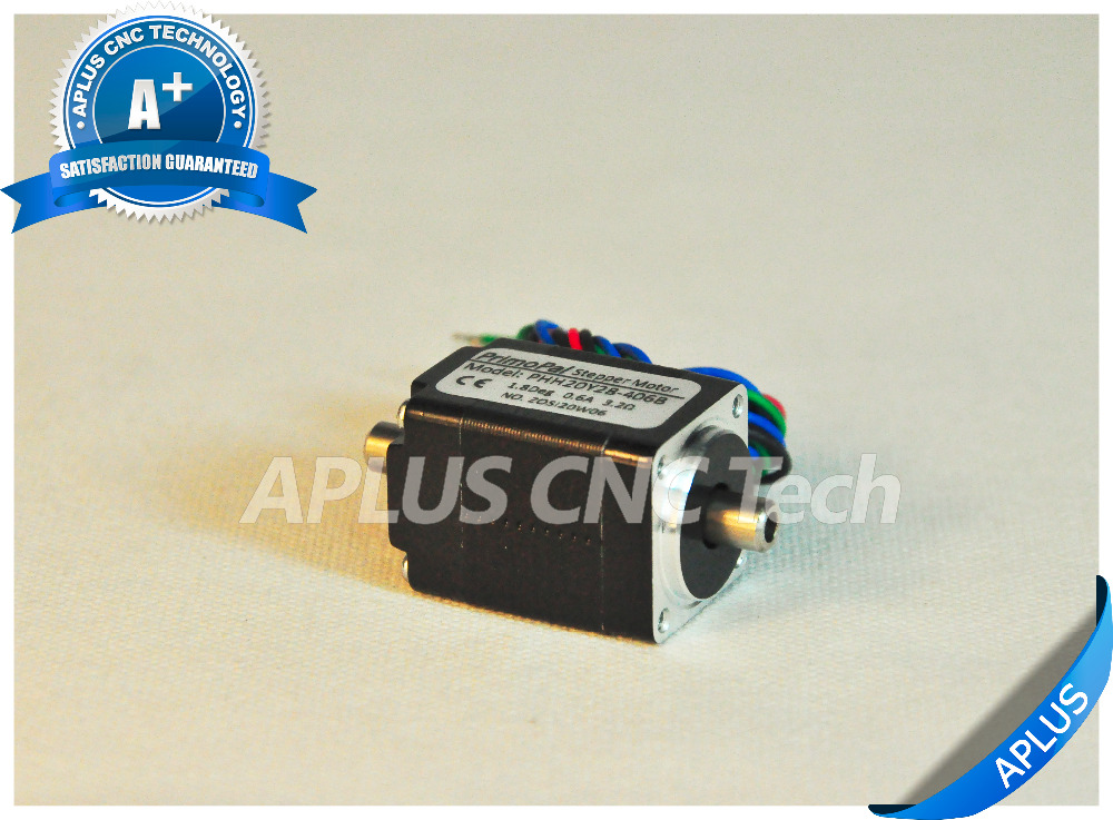 4wires 5 PCS NEMA 8 Micro Stepper Motor 1.96oz-in 28mm 0.6A 1.8degree
