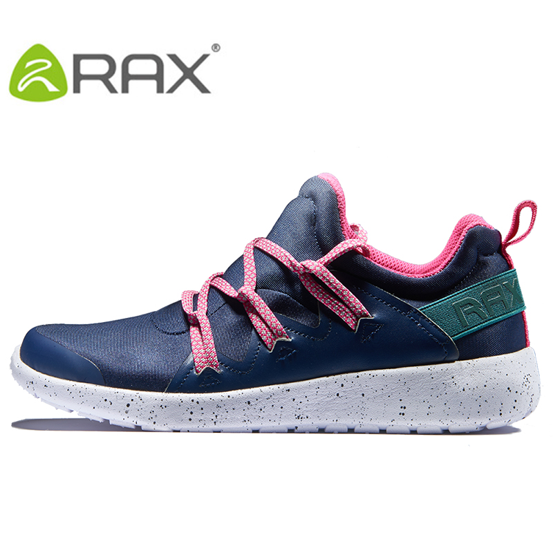 2017 RAX Sports Shoes For Women Outdoor Breathable Women Running Shoes Women Sneakers Sport Running Shoes Jogging Training Shoes peak sport men outdoor bas basketball shoes medium cut breathable comfortable revolve tech sneakers athletic training boots