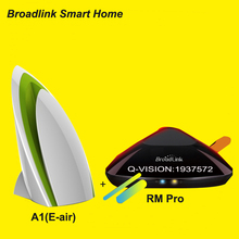 Broadlink RM2 RM PRO Wifi Common Distant Controller IR RF + A1 Air High quality Detector Sensor Sensible House Automation IOS Android