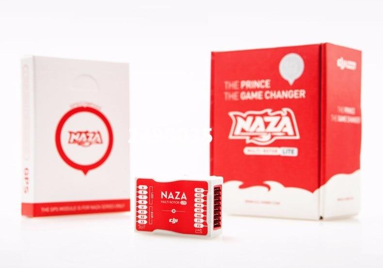 Original Naza M Lite Flight Controller w PMU Power Module LED Cable