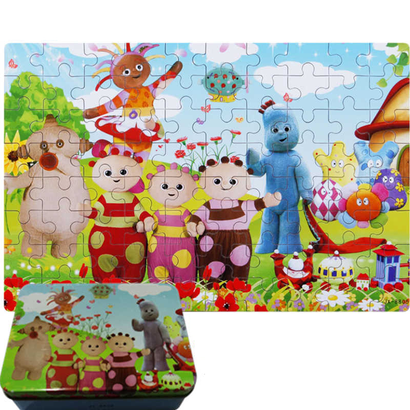 In the Night Garden - Jigsaw Puzzle | The Entertainer
