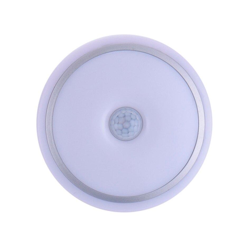 12w Pir Motion Sensor Acrylic Led Ceiling Light Lamp Warm White White Modern Restaurant