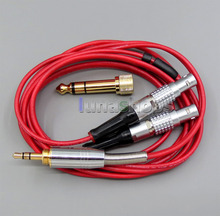1.2m PCOCC Cable For Focal Utopia Open Over Ear Excessive Constancy Circumaural Headphone