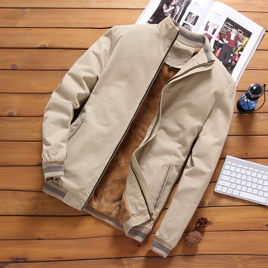 thick light khaki