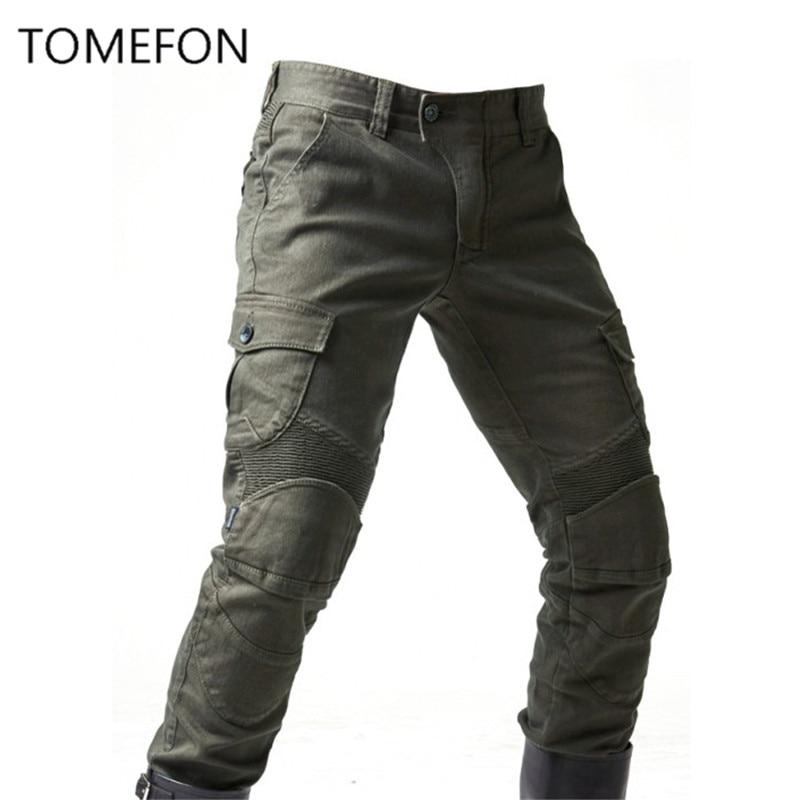 MOTORPOOL Komine UGB 02 Pantalons Jeans Moto Ride Jeans Loisirs - Accessoires et pièces de moto - Photo 4