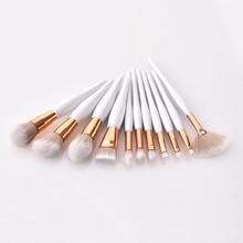 1Pcs Makeup Brushes Tools Kit Make Up UNIQUE Professional Eyeshadow Brush Eye Angled Single Smudger Cosmetics Tool