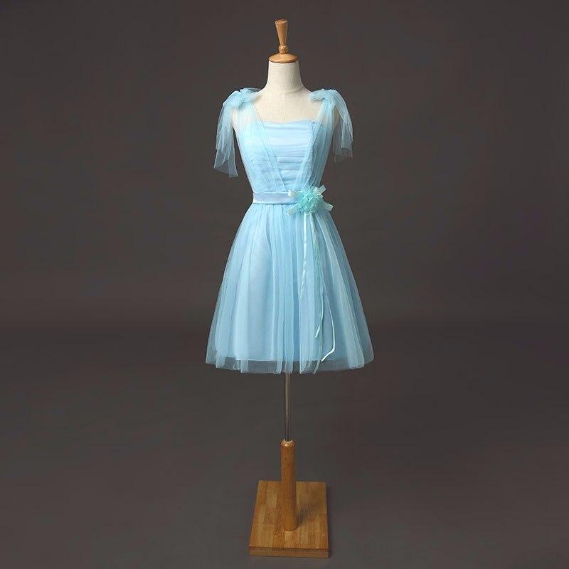 Popodion vestidos de baile, flor de tule