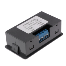 12V Battery Low Voltage Cut off Switch On Protection Undervoltage Controller DC