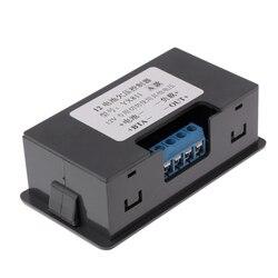 A baixa tensão da bateria 12 v cortou o interruptor no controlador da subtensão da proteção dc