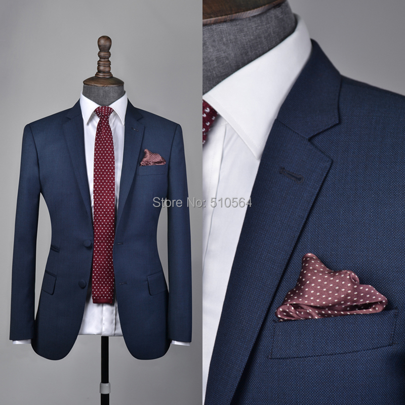 Popular Dark Grey Fitted Suit-Buy Cheap Dark Grey Fitted Suit lots ...
