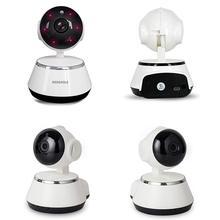 720 P Беспроводной Wi-Fi IP сетевой безопасности Камера Поддержка режим AP PT Ночное видение двухстороннее аудио P2P 1MP мини видеоняни и радионяни Камера s
