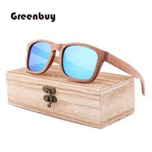 New fashion retro Dumu bamboo wooden Sunglasses couple perso