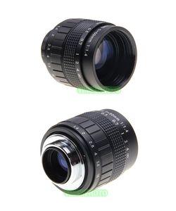 Image 5 - Fujian 50mm F1.4 CCTV lente de TV + C EOS M para Canon cámara sin espejo EOS M M2 M3