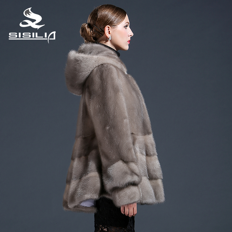 Winter Color Fur Mink