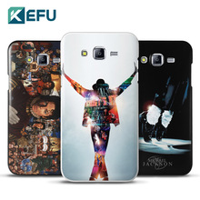 2016 new arrivals phone cases for S6 Edge cover Michael Jackson MJ hard PC cover for galaxy S6 Edge fundas wholesale