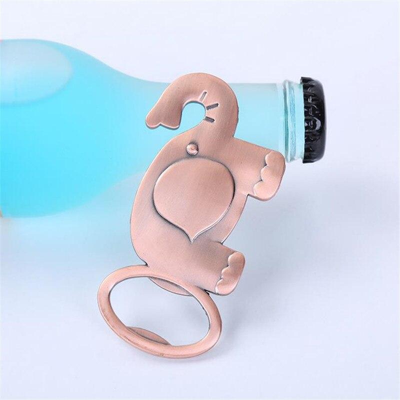 Gute Glück Elefanten Flaschenöffner hochzeitsbevorzugungen Partei ...