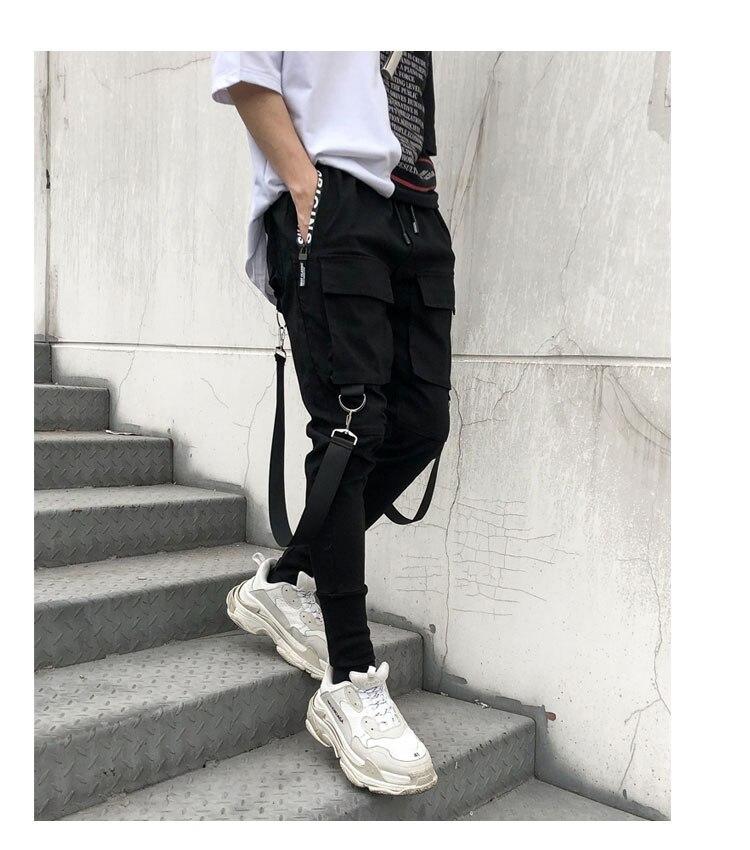 32cdb8ee3901 Новый Для мужчин Multi-с карманами и эластичной резинкой на талии ...