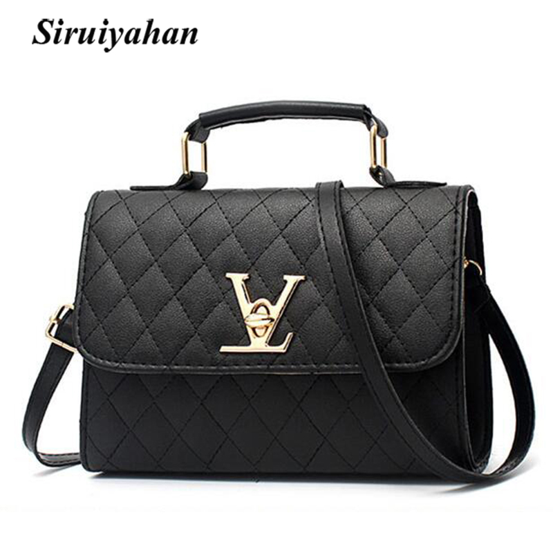 Siruiyahan Luxury Handbags Women Bags Designer Crossbody Bags Women Small Messenger Bag Women's Shoulder Bag Bolsa Feminina 1