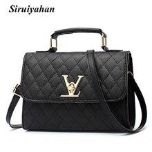 Siruiyahan, роскошные сумки, женские сумки, дизайнерские сумки через плечо, женская маленькая сумка-мессенджер, женская сумка на плечо, Bolsa Feminina