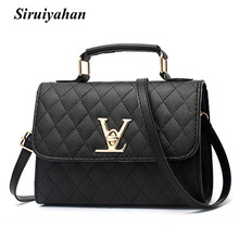 Siruiyahan Luxury Handbags Women Bags Designer Crossbody Bags Women Small Messenger Bag Women's Shoulder Bag Bolsa Feminina