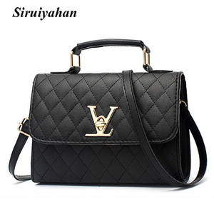 Siruiyahan Luxury Handbags Women Bags Designer Crossbody Bags Women Small Messenger Bag Women's Shoulder Bag Bolsa Feminina(China)