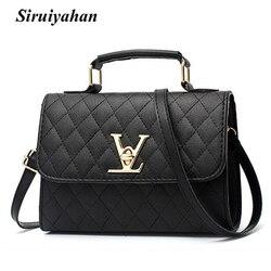 Siruiyahan bolsas de luxo bolsas femininas designer crossbody sacos de ombro bolsa feminina pequena bolsa mensageiro