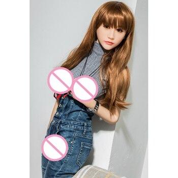 WMDOLL New  arrival 165 cm  Ce Certification Adult Sex Love Dolls for Men