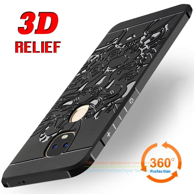 Totalement Protection Couverture Arrière Cas pour Letv LeEco Le Pro 3 Double AI X650 5.5 Couverture de téléphone pour Le Pro3 Double AI Souple En Silicone Cas