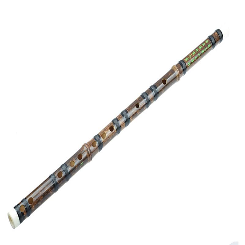 Черный бамбуковая флейта E D C Ключ профессиональный китайский традиционный ручной работы высокое качество духовой музыкальный инструмент подарок