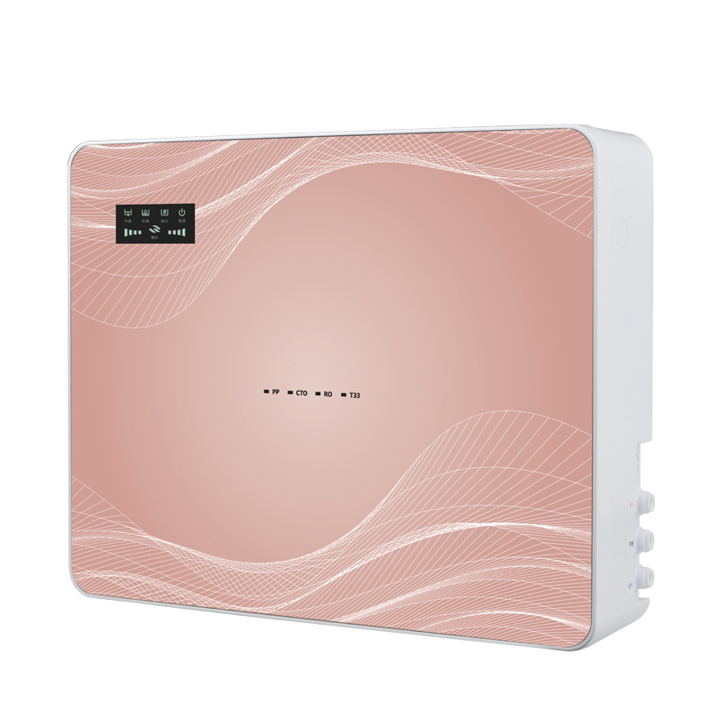 Desktop Waterzuiveraar Niveau 4 RO Omgekeerde Osmose Zuiver Water Dispenser Thuis Directe Drinkwater Filter Gezondheid en Wellness