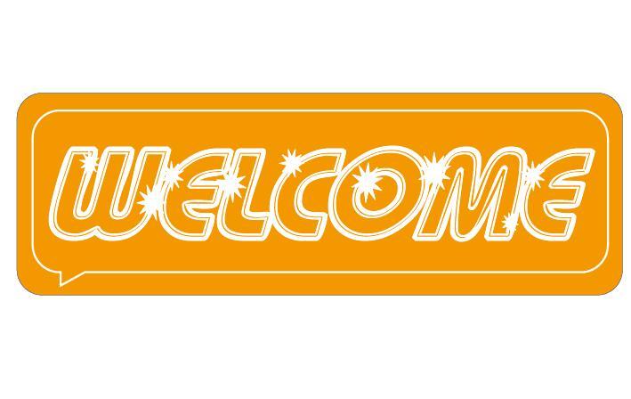 12x4 см магазине введите Добро пожаловать этикетка наклейка сделать клиентов в хорошем настроении, 1000 шт./лот, позиция no. PD04