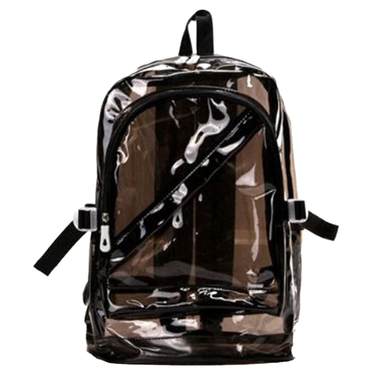 Transparent Clear Plastic Waterproof Backpack for Teenage Girls PVC school bag Shoulders Bag riding tribe motorcycle racing jacket motocross jaqueta motoqueiro blouson campera moto liner protective jackets