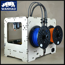 3d wanhao printer rapid prototyping service
