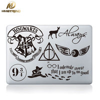 Harry Potter Decal Set Laptop Sticker For Macbook Pro Air Retina 11 13 14 15 Inch