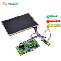 8-дюймовый ЖК-дисплей для Raspberry pie 3 поколения ips RL080HD01 полный вид 1280*800 ЖК-экран компьютерный монитор DIY kit HDMI + VGA