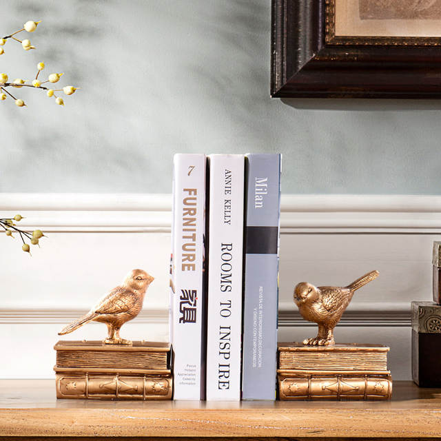 Online Shop Home Decoration Accessories Modern Bookend Book Stop