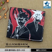 Dragon ball Bleach Canvas Wallet/Purse Printed (6 colors)