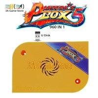 Hộp Pandora 5 960 trong 1 Jamma Arcade Phiên Bản HDMI & VGA Đầy Đủ HD đầu ra controle tủ arcade 3A Trò Chơi Cửa Hàng Gốc Pandora của Hộp